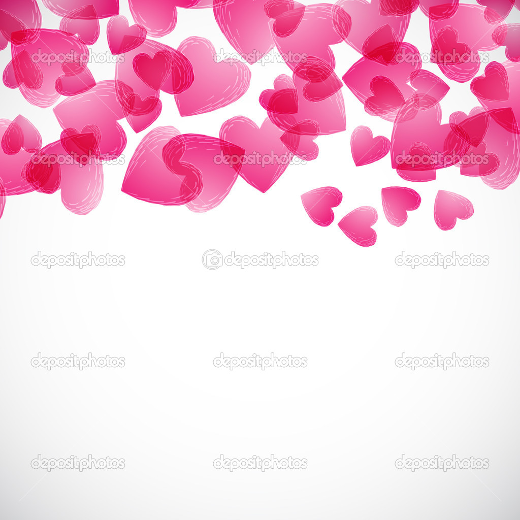 Valentine background  Stok Vektr #4725182