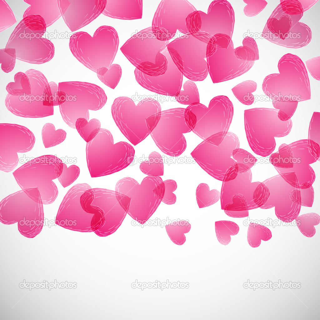 Valentine background — Vettoriali Stock  #4725221