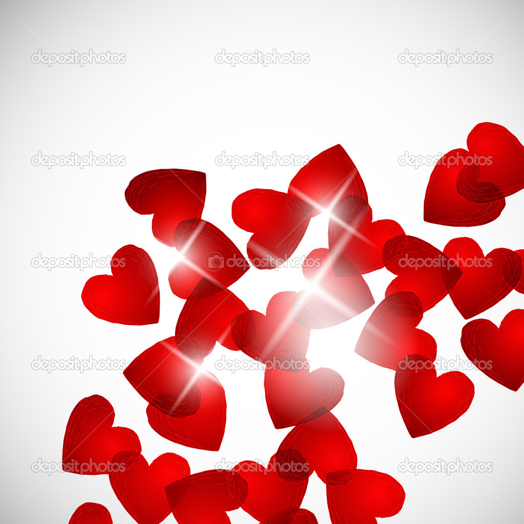 Valentine background — Stock Vector #4725256