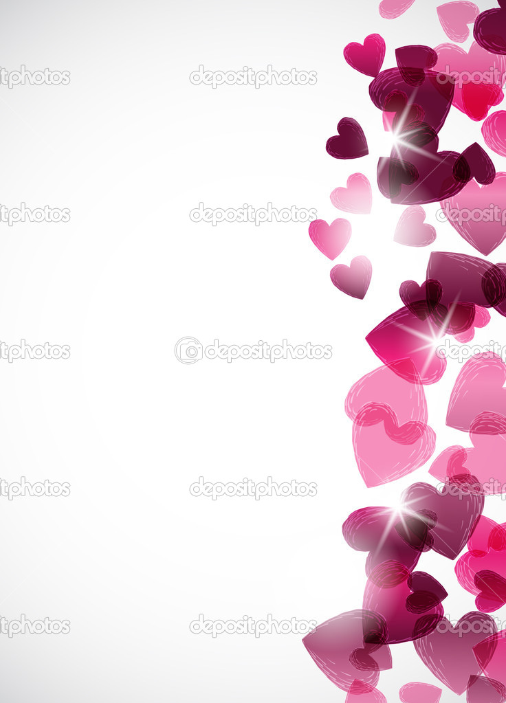 Valentine background  Stock Vector #4725421