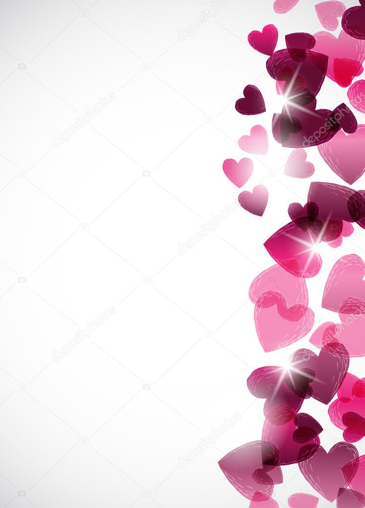 Valentine background — Stock Vector #4725421