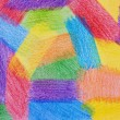 Color background drawn by pencils. — Stock Photo #5274350