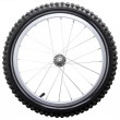 Bicycle wheel - Stock Photo