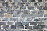 Backsteinmauer — Stockfoto