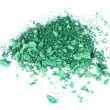 Eye shadow crushed sample - Stock Photo