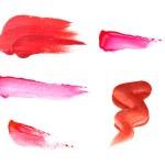 Постер, плакат: Lipstick samples