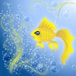Goldfish — Stock Vector #4012331