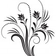 Decorative ornament - Stockvectorbeeld