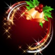 Royalty-Free Stock Imagem Vetorial: Christmas background with bells