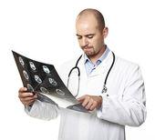 Retrato del doctor — Foto de Stock