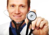 Portrait du docteur — Photo