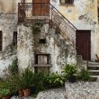 Street view in scalea italy — Stock Photo #4663064