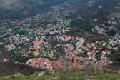 Maratea aerial view — Foto Stock