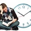 No time to study — Stock Photo #4680796