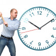 Stop the time — Stock Photo #4680906