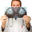 Royalty-Free Stock Photo: Funny doctor