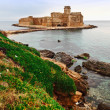 Le castella castle - Foto Stock