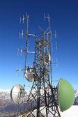 Anten dağ — Stok fotoğraf