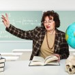 Woman teacher - Foto Stock