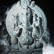 Ganesh indian god — Stock Photo