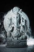 Ganesh indian god — Stock Photo