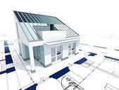 House concept — Stock Photo