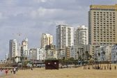 Morning to Bat-Yam — Stock Photo