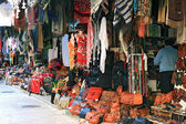 The Arabian market — Stock Photo