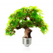 Eco energy — Stock Photo