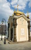 Orthodox chapel — Stock Photo