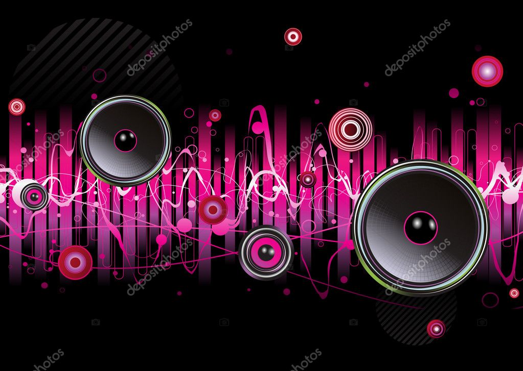 Abstract party design — Stock Photo © ladyann #4039004