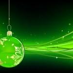 Christmas greating card — Stock Photo