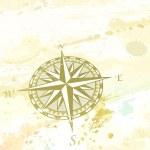 Compass windrose — Stock Photo