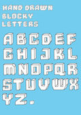 Typografie — Stock fotografie