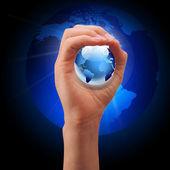Onze eigen aarde — Stockfoto