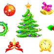 Royalty-Free Stock Vektorfiler: Christmas background.