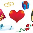 Royalty-Free Stock Vector Image: Background Valentine