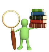 Information search — Stock Photo