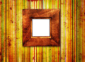 Wooden frame — Photo