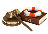 Legal aid — Stock Photo