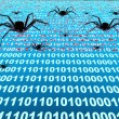 Stock Photo: Internet bugs