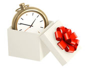 Time as a gift — Stock Photo