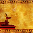 Anubis - Stock Photo