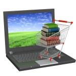 Books online — Stock Photo #5233652