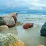 Big stones and sun. — Stock Photo #4630276