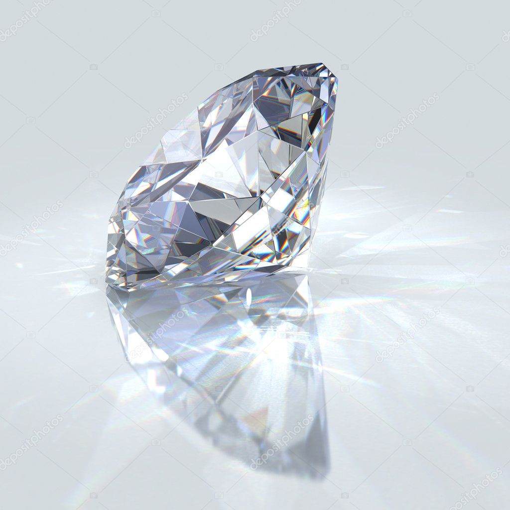 Diamond jewel — Stock Photo #4726805