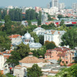 Old Plovdiv cityscape ,Bulgaria,Balkans - Stock Photo