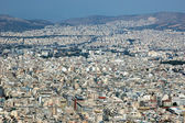 Athens roofs panorama ,Greece — Foto Stock