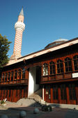 Djumaya Mosque or Ulu Mosque in the center of old Plovdiv — Stock Photo