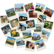 Go Bulgaria - background with travel photos of famous landmarks — Foto de Stock